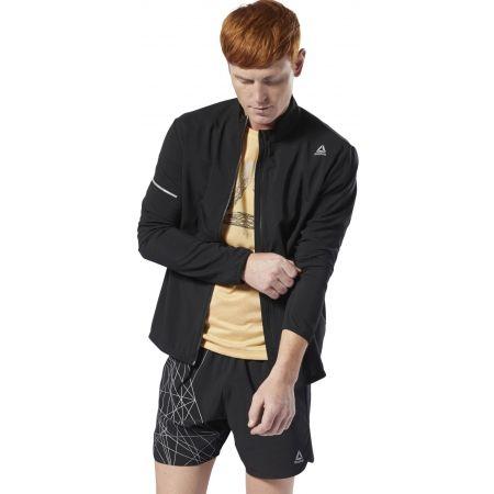 Men's jacket - Reebok RE WOVEN JKT - 3