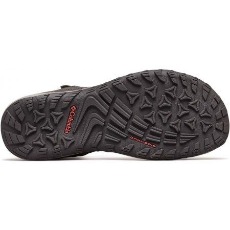 Dámske sandále - Columbia SANTIAM - 5