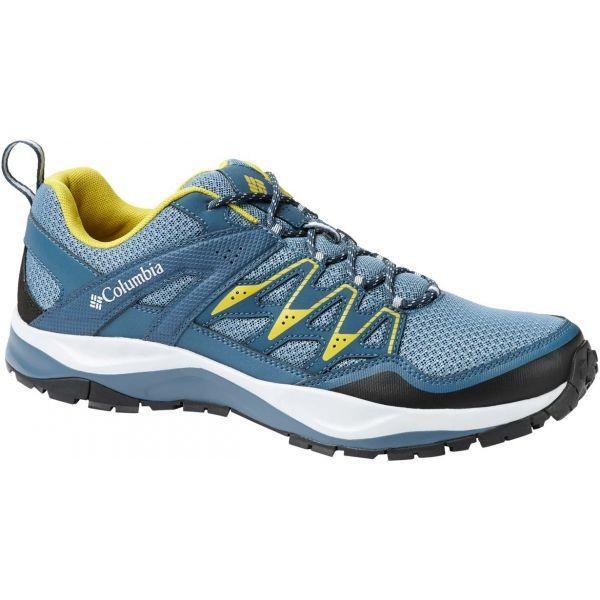 Columbia WAYFINDER modrá 12 - Pánska športová obuv