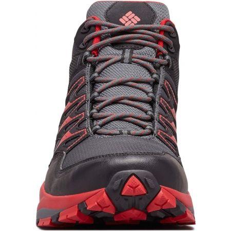 Pánské outdoorové boty - Columbia WAYFINDER MID OUTDRY - 9