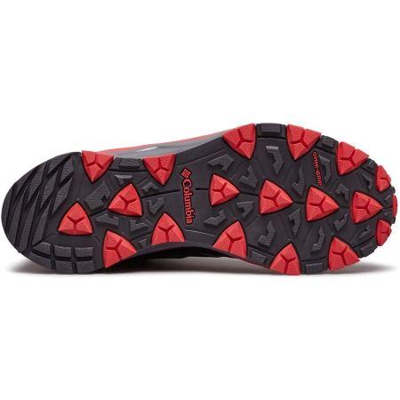 Pánska outdoorová obuv - Columbia WAYFINDER MID OUTDRY - 6