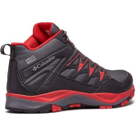 Pánska outdoorová obuv - Columbia WAYFINDER MID OUTDRY - 8