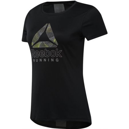 Women's T-shirt - Reebok RE DELTA GRAPHIC TEE - 1
