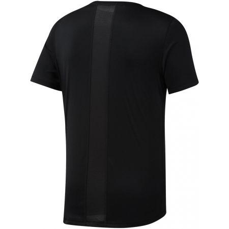 Men's T-shirt - Reebok RE GRAPHIC TEE - 2