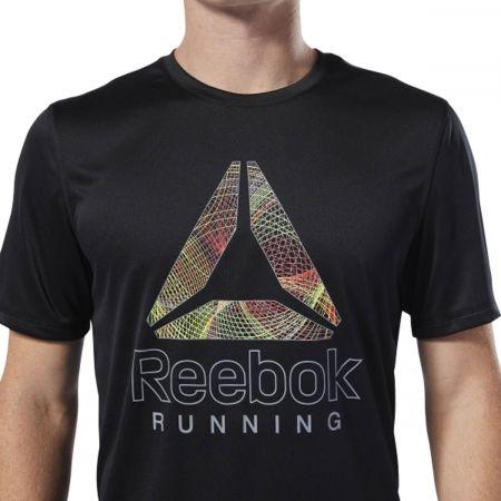 Men's T-shirt - Reebok RE GRAPHIC TEE - 6