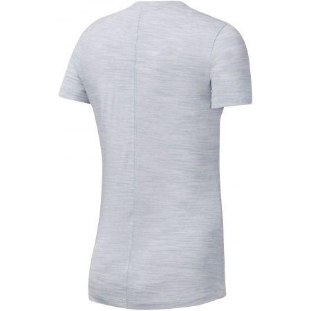 Women's T-shirt - Reebok MARBLE LOGO TEE - 2