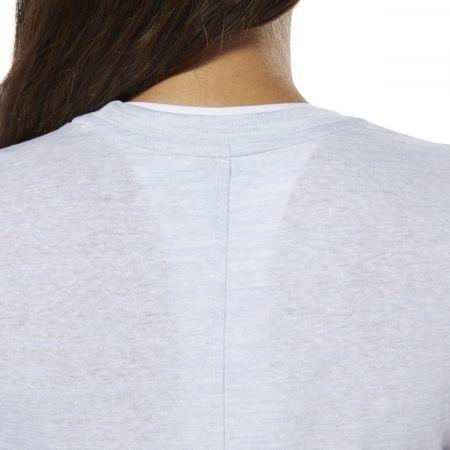 Women's T-shirt - Reebok MARBLE LOGO TEE - 8
