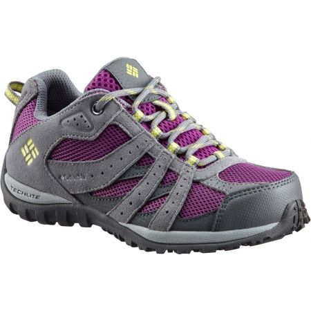 Dětské outdoorové boty - Columbia YOUTH REDMOND WATERPROOF - 1