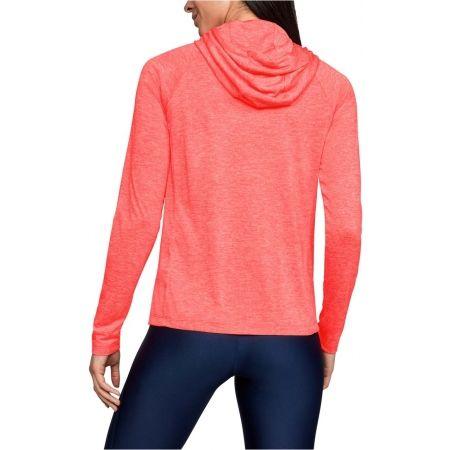 Leichtes Sweatshirt für Damen - Under Armour TECH LS HOODY 2.0 - 6