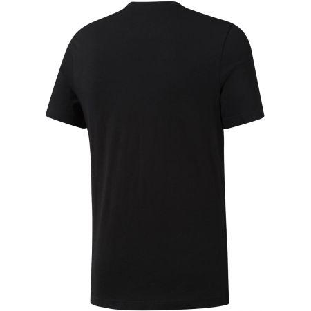 Men's T-shirt - Reebok GS STAMPED LOGO CREW - 2