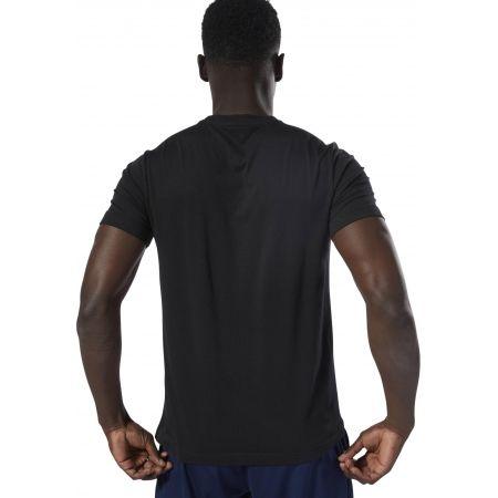 Men's T-shirt - Reebok GS STAMPED LOGO CREW - 5