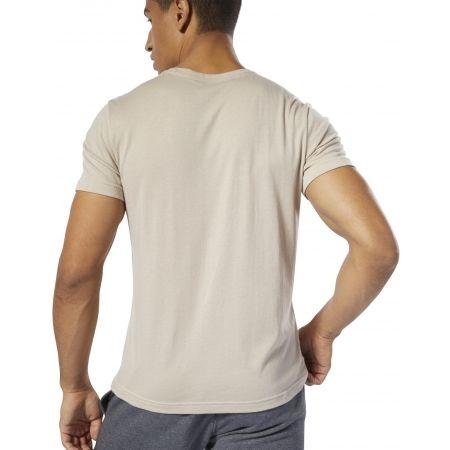 Pánske tričko - Reebok GS STAMPED LOGO CREW - 5