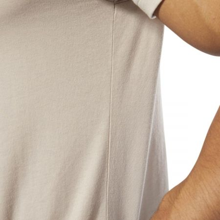 Pánske tričko - Reebok GS STAMPED LOGO CREW - 8