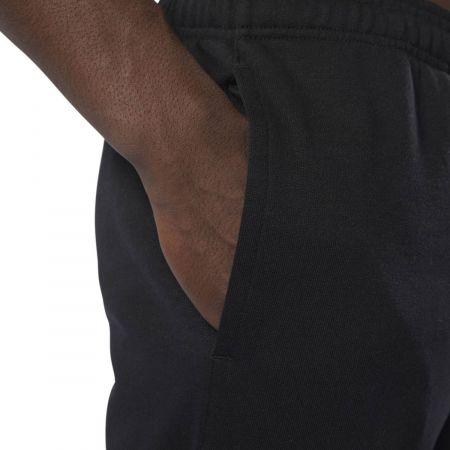 Men's pants - Reebok FRENCH TERRY OPEN HEM PANT - 8