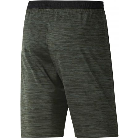 Men's shorts - Reebok WORKOUT READY KNIT SHORT - 2