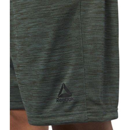 Men's shorts - Reebok WORKOUT READY KNIT SHORT - 6