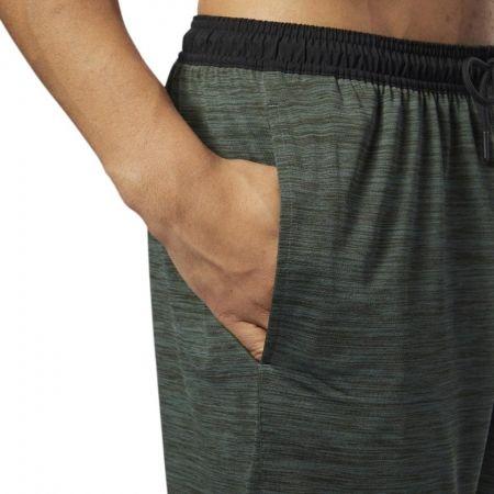 Men's shorts - Reebok WORKOUT READY KNIT SHORT - 8