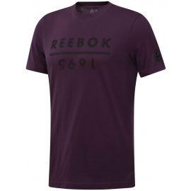 Reebok GS REEBOK 1895 - Pánske tričko