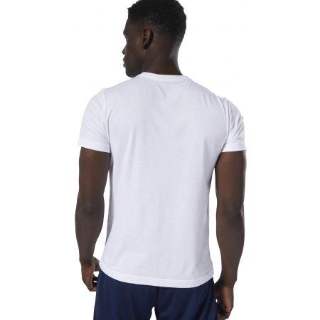 Мъжка  тениска - Reebok GS STAMPED LOGO CREW - 4