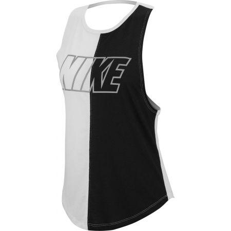 Women's sports tank top - Nike MILER TANK SD W - 1
