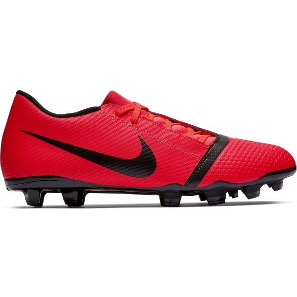 Nike PHANT VENOM CLUB FG černá 9 - Pánské kopačky