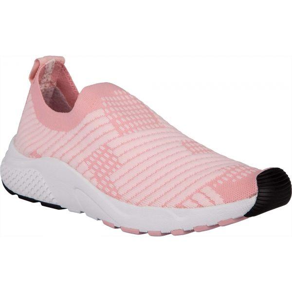 Lotto BREEZE LF W rózsaszín 10 - Női szabadidőcipő