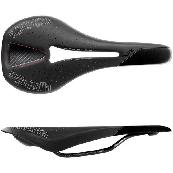 Selle Italia XR GEL FLOW - Sedlo na bicykel
