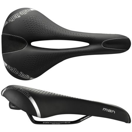 Selle Italia MAN GEL FLOW L - Men's bicycle seat