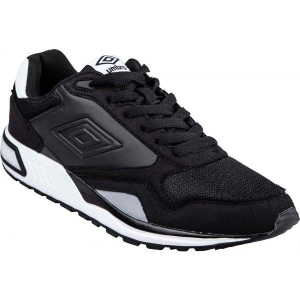 Umbro REDHILL M fekete 7 - Férfi szabadidőcipő