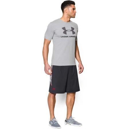 Pánské triko s krátkým rukávem - Under Armour CC SPORTSTYLE LOGO - 4
