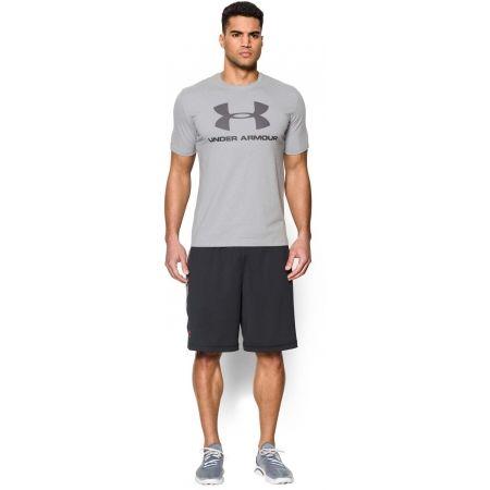 Pánské triko s krátkým rukávem - Under Armour CC SPORTSTYLE LOGO - 5