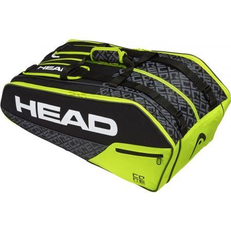 Чанта за тенис ракети - Head CORE 9R SUPERCOMBI