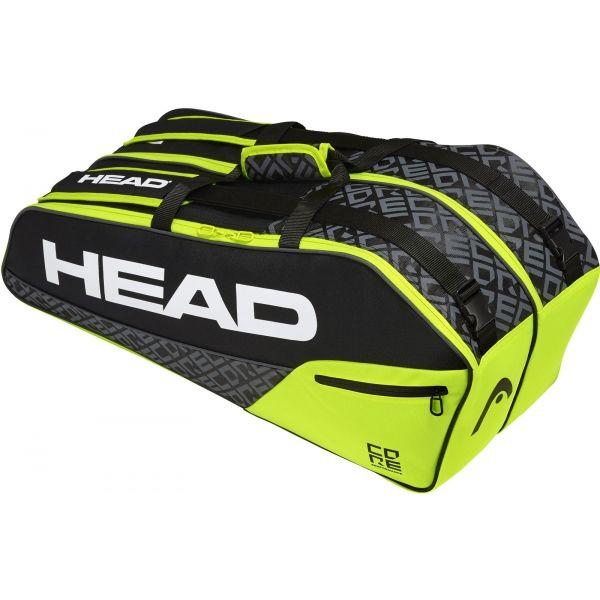 Head CORE 6R COMBI - Tenisový taška