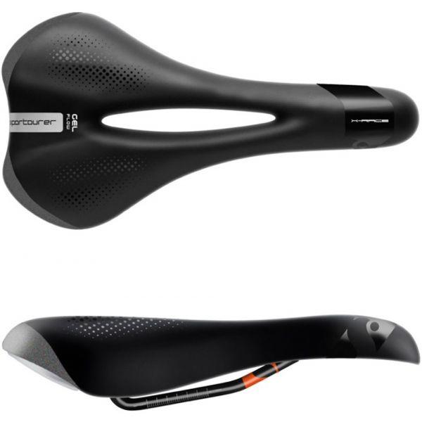 Sportourer X-RACE GEL FLOW - Pánske sedlo na bicykel
