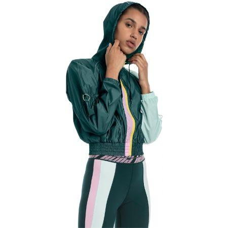 Dámská stylová bunda - Puma COSMIC JACKET TZ - 4