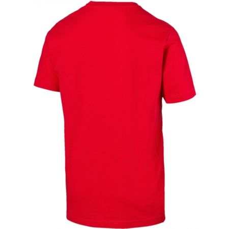 Men's short sleeve T-shirt - Puma REBEL BASIC TEE - 2