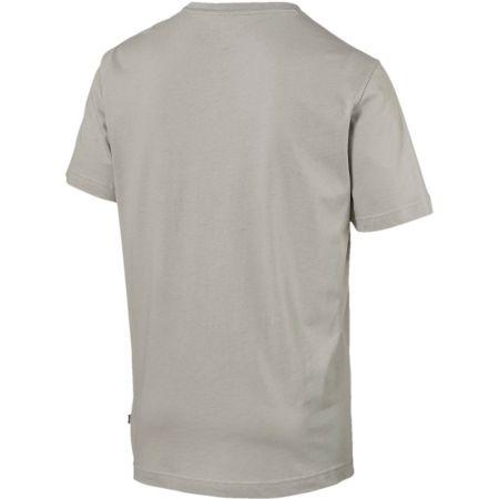 Men's short sleeve T-shirt - Puma REBEL BASIC TEE - 2