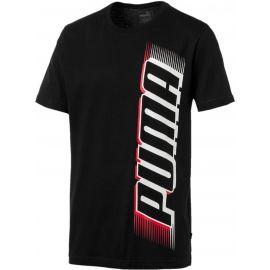 Puma SPEED PUMA TEE - Pánské tričko s krátkým rukávem