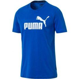 Puma SS LOGO TEE - Pánské triko