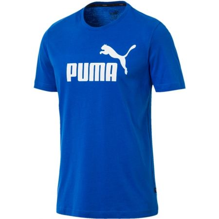 Men's T-shirt - Puma SS LOGO TEE - 1