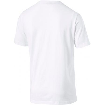 Men's stylish T-shirt - Puma TEE - 2