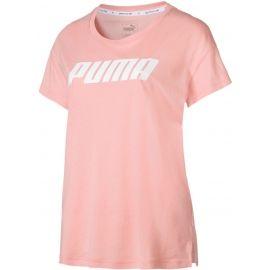 Puma MODERN SPORTS LOGO TEE - Dámske tričko