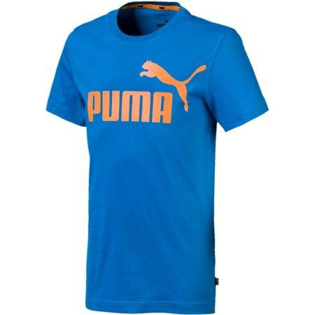 Children's short sleeve T-shirt - Puma SS LOGO TEE B