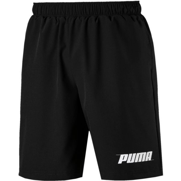 Puma REBEL WOVEN SHORTS 9 czarny XL - Spodenki sportowe męskie