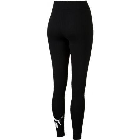 Women's tights - Puma ESS LOGO LEGGINGS - 2