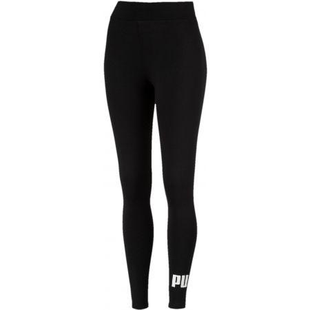 Women's tights - Puma ESS LOGO LEGGINGS - 1