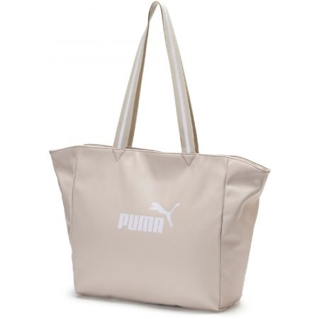 Women's stylish handbag - Puma CORE UP LARGE SHOPPER WMN - 1