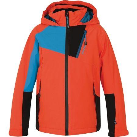 Dětská lyžařská bunda - Husky W 17 ZAWI K - 1