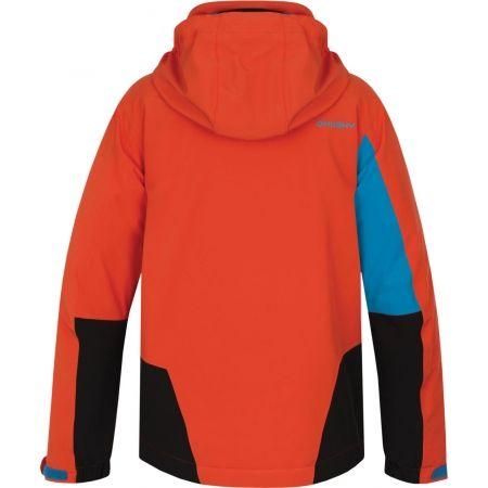 Dětská lyžařská bunda - Husky W 17 ZAWI K - 2