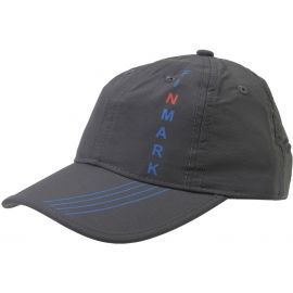 Finmark CHILDREN'S SUMMER BASEBALL CAP - Children's summer baseball cap
